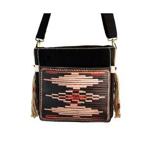 torebka z indiańskim wzorem