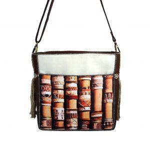 Jasna torebka na lato