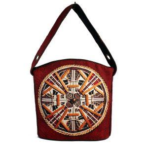 Artystyczna torebka w stylu bohemy