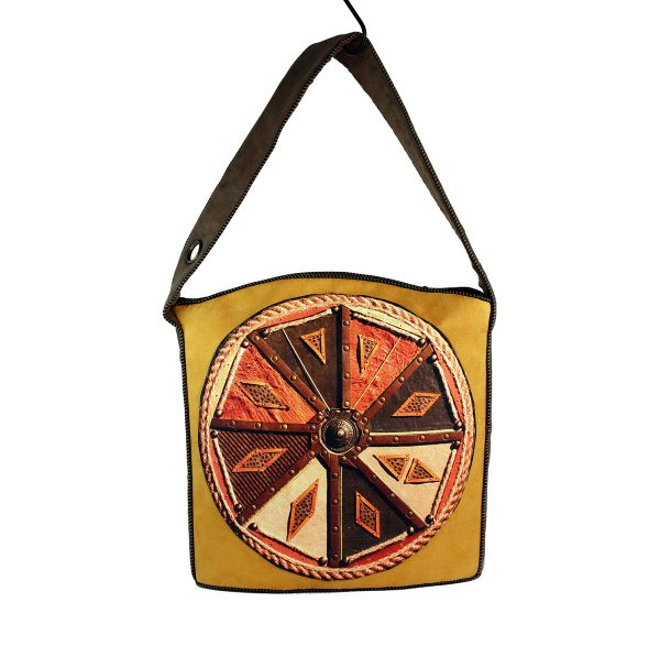 Wegańska torebka KOONGA w stylu art-boho