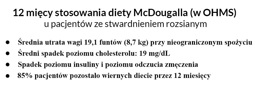 dieta McDougalla - 2
